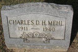 Charles D.        H. Mehl