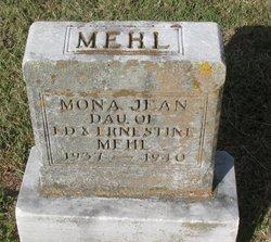 Mona Jean Mehl