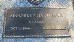 """Adolphus Franklin """"Phil"""" Hartley Jr."""