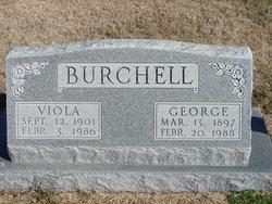 Viola M. <I>Baker</I> Burchell