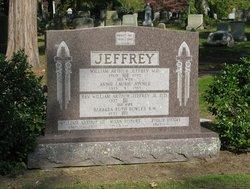 Rev William Arthur Jeffrey, Jr