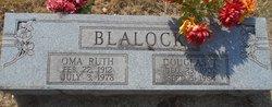 Oma <I>Fox</I> Blalock