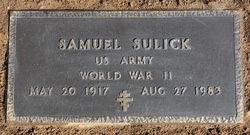 Samuel Sulick