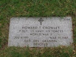 Howard T Crowley