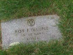 Roy F Deluple