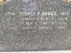 Minnie Gertrude <I>Estabrook</I> Bowes