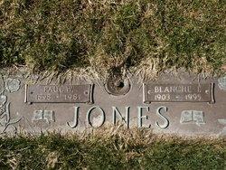 Blanche Irene <I>Armstrong</I> Jones