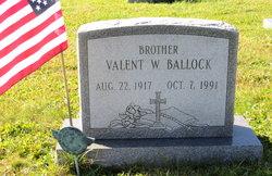 PFC Valent W Ballock