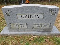 "Joseph Lawson ""Joe"" Griffin, Sr"