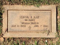 Cecil Everett Ray