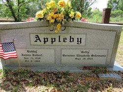 """James Robert """"Bobby"""" Appleby"""