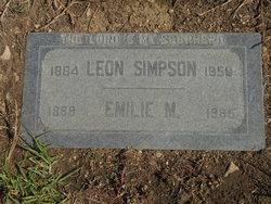Leon Simpson