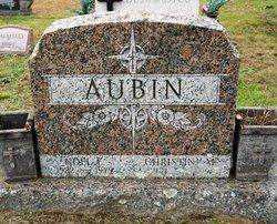 Christine <I>Glenner</I> Aubin