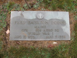 Fred Emerson Dodge