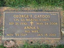 George F Gaydos