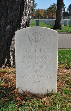Julia Ruth Cuddihy