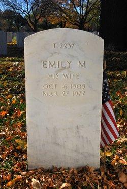 Emily M <I>Samuelson</I> Culver