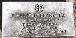 Robert H. Berryhill
