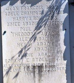 Jean Francois Abadie