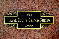 Hazel Louise <I>Groves</I> Phelps