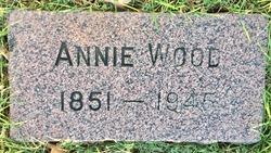 Annie <I>Mockbee</I> Wood