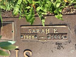 Sarah E <I>Davis</I> Norris