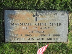 Marshall Cline Siner