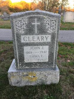 Emma Lillian <I>Sears</I> Cleary