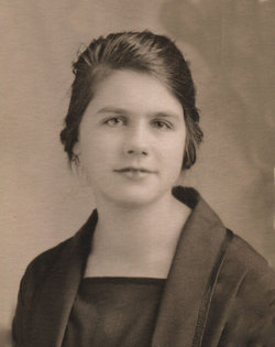 Nora Louise <I>Knutson</I> Eckhardt