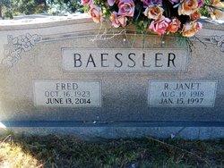 Fred Baessler