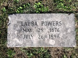 Laura <I>Rawlings</I> Powers
