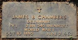 James Bradford Chambers