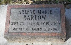 Arlene Marie <I>Shear</I> Barlow