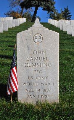 John Samuel Cumming