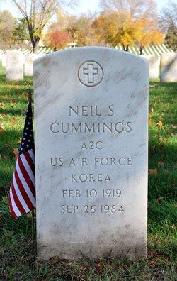 Neil S Cummings