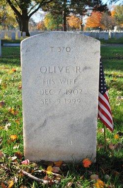 Olive R Cummings