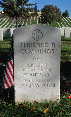 Thurber B Cummings