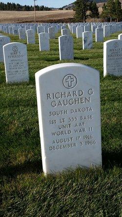 Richard G Gaughen