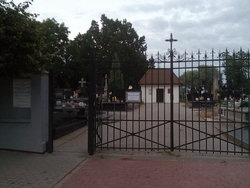 Powsin Old Cemetery
