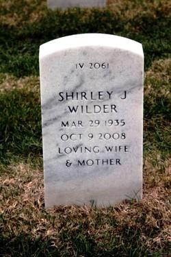 Shirley Jean <I>Deck</I> Wilder