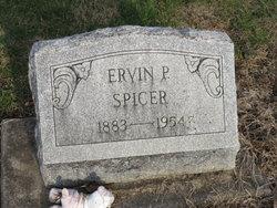 Ervin Preston Spicer