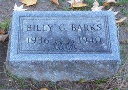 Billy G. Barks