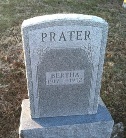 Bertha Prater