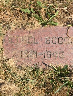 Ethel <I>Tindall</I> Boggs