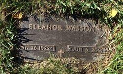 Eleanor <I>Protnicki</I> Wasson