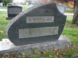 Martha D. <I>Durfee</I> Bassett