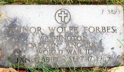 Elinor Wolfe Forbes