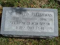 Dr Alfred Fleishman