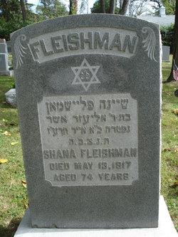 Shana <I>Moreell</I> Fleishman