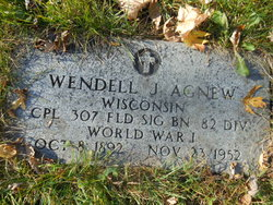 Wendell J. Agnew